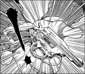 142-1 拳銃まっぷたつ