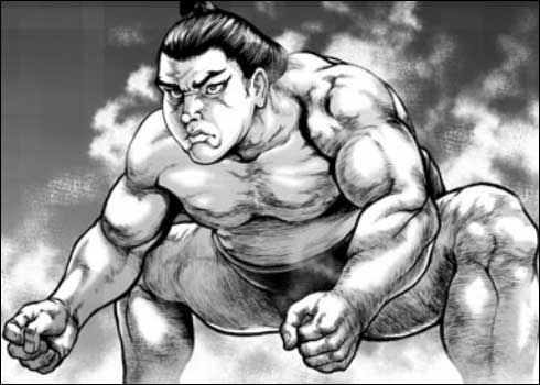 モンゴル出身という衝撃の事実が発表された龍金剛