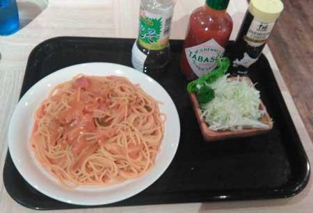 大盛スパゲティー