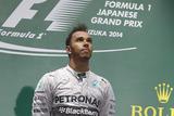 2014 F1第15戦日本GP 日曜決勝