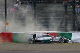 2014 F1第15戦日本GP 土曜フリー走行