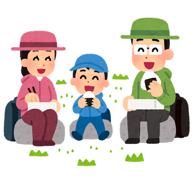 tozan_picnic_family