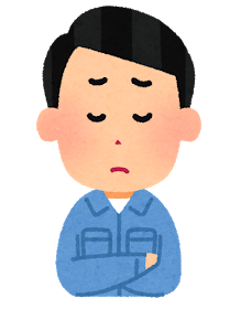sagyouin_man08_think