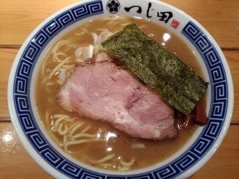 めん徳二代目つじ田(飯田橋店)