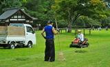 14----芝刈り