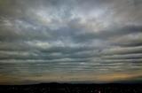 11.13----夕方の空