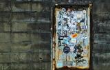 06----扉の落書き