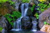5.24----庭の滝
