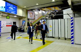 11.13----環状線京橋駅工事中