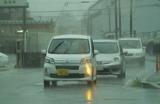 07----雨の道路