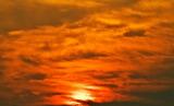 11----夕焼け雲