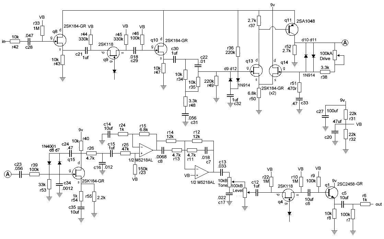 coustic power logic amp manual