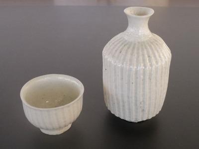 徳利(薪窯)