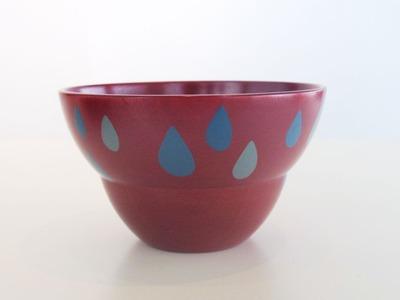 傘(赤) カップ