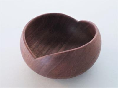 奥の 笑豆々鉢(ウォールナット)