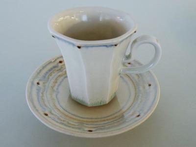 コーヒーカップ&ソーサー(高)