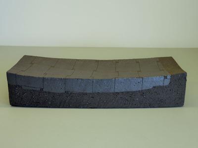 長方形格子台皿(横)