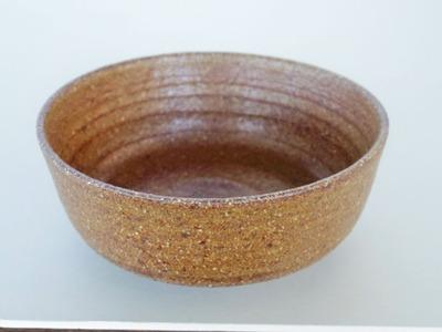 伊羅保鉢(横)