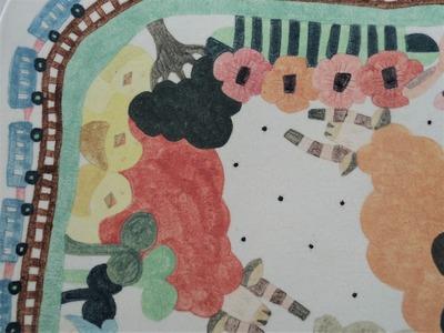 №3大皿(象)左上アップ