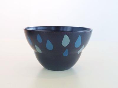 傘(黒) カップ