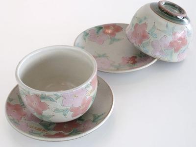 桜カップ&ソーサー
