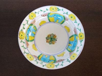 9寸リム鉢