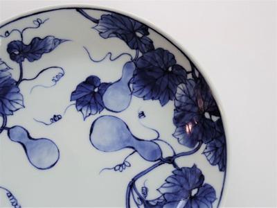 11瓢箪文皿¥14,000 (2)