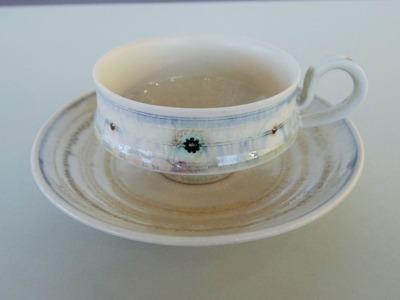 コーヒーカップ&ソーサー(平)