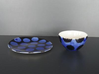 藤平カップと皿