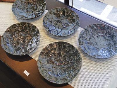 木の葉皿 2