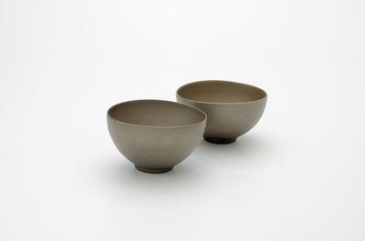 プラチナ彩楕円鉢