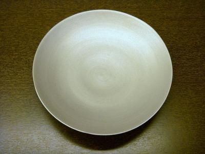 プラチナ皿