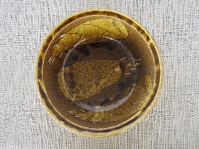 たけのこ文鉢