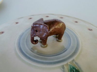 ケーキサーバー 象