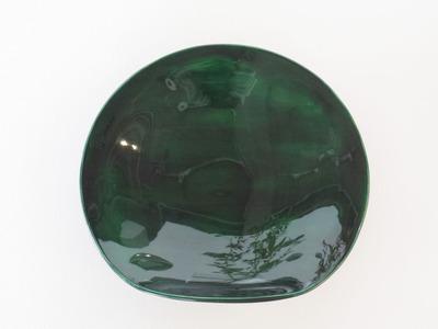 乾漆半月小皿2