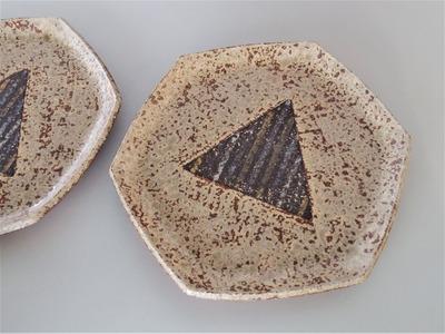 №5六角皿