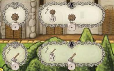 ゲーム紹介『ロレンツォ・イル・マニーフィコ』:収穫/生産エリア