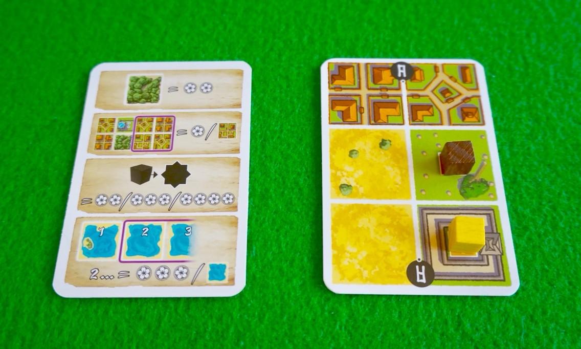 ゲーム紹介『本州 (Honshu)』:カード