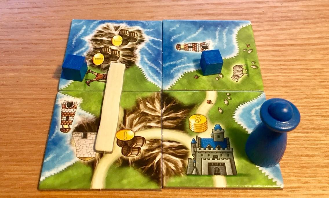 ゲーム紹介『Isle of Skye: Wanderer』