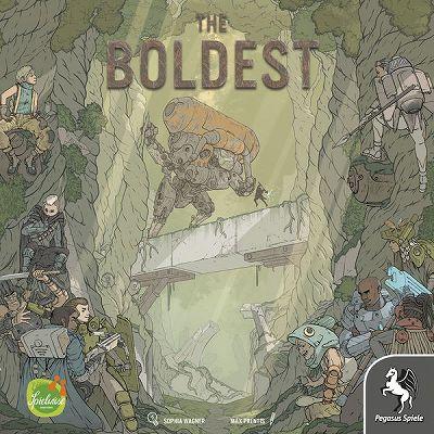 The Boldest