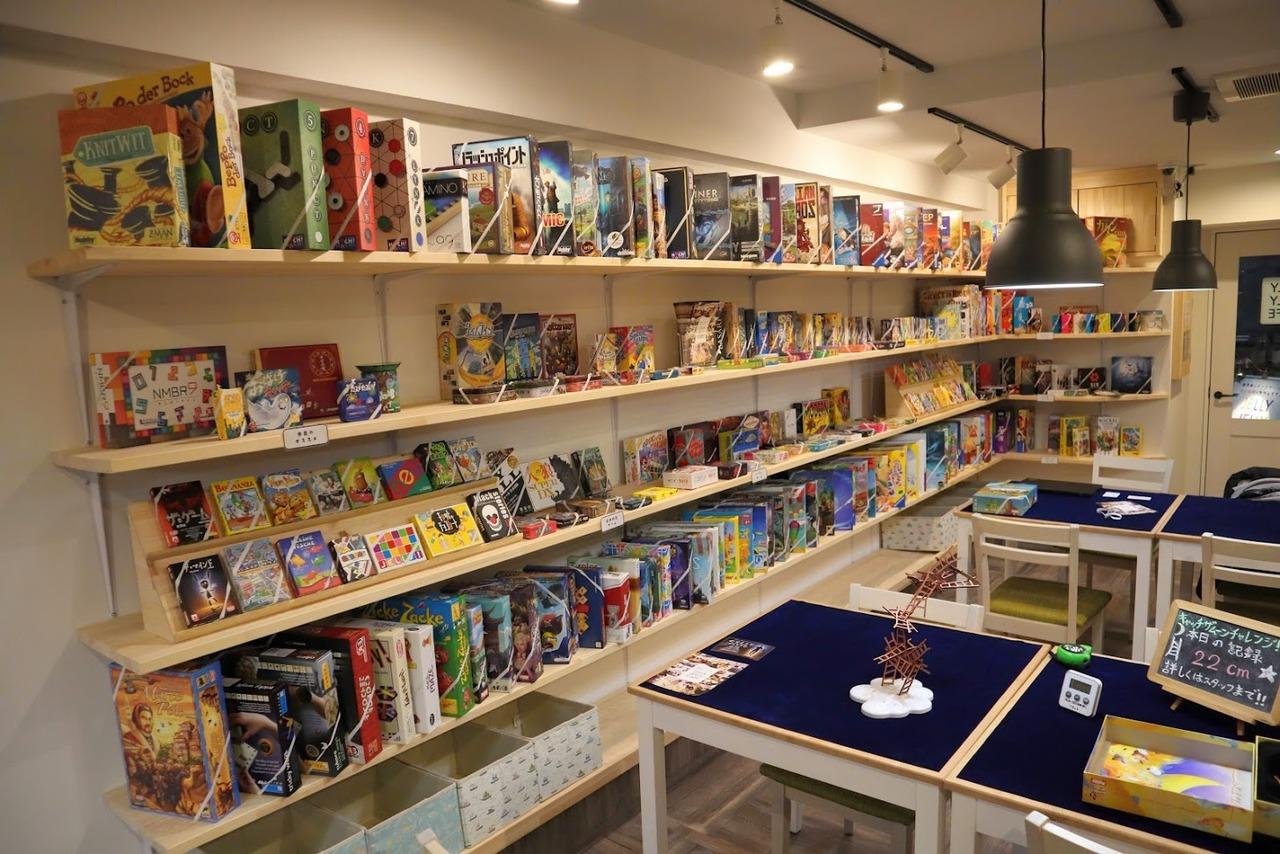 【レポート】川崎のチネチッタ裏にできたボードゲームカフェ『JELLY JELLY CAFE川崎店』に行ってきました!