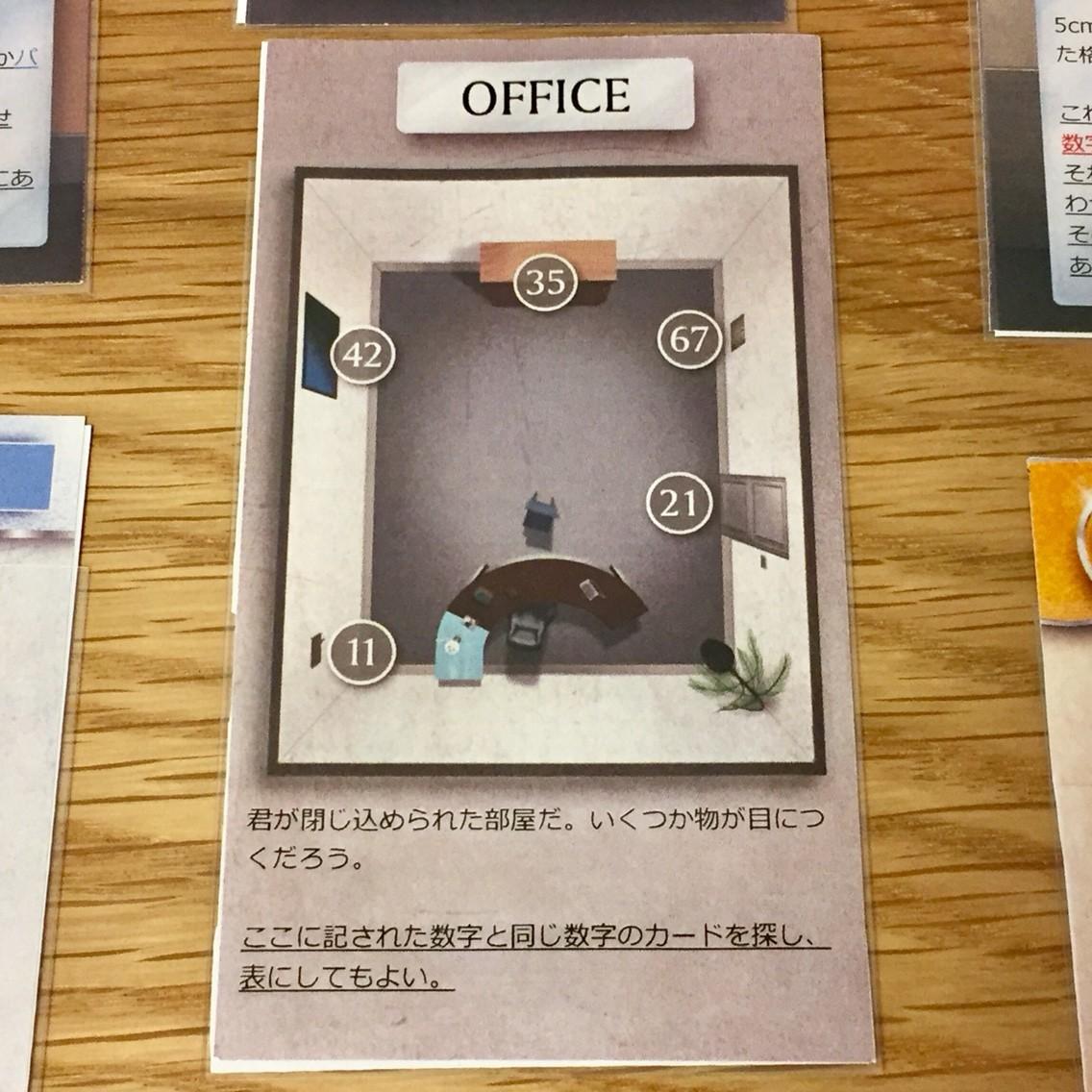 アンロック!(Unlock!):部屋を物色