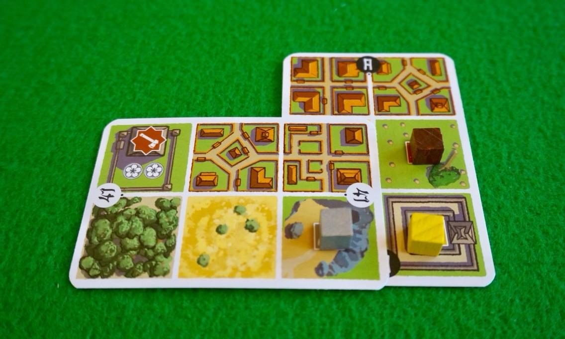 ゲーム紹介『本州(Honshu)』:カードの獲得と配置