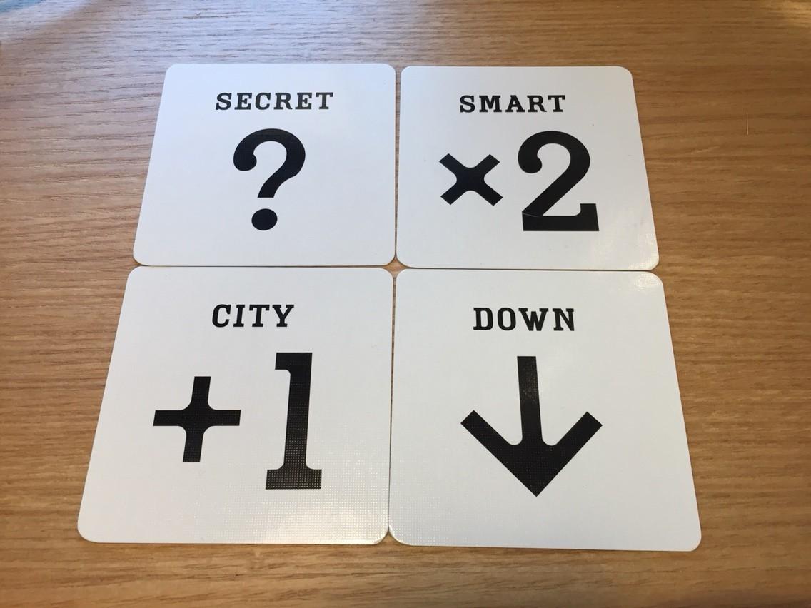 ハツデン:特殊技術カード