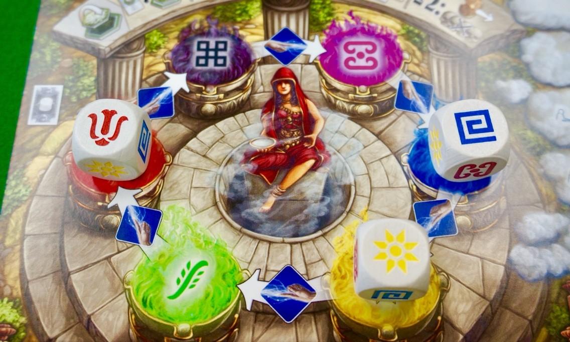 デルフォイの神託 (The Oracle of Derphi)