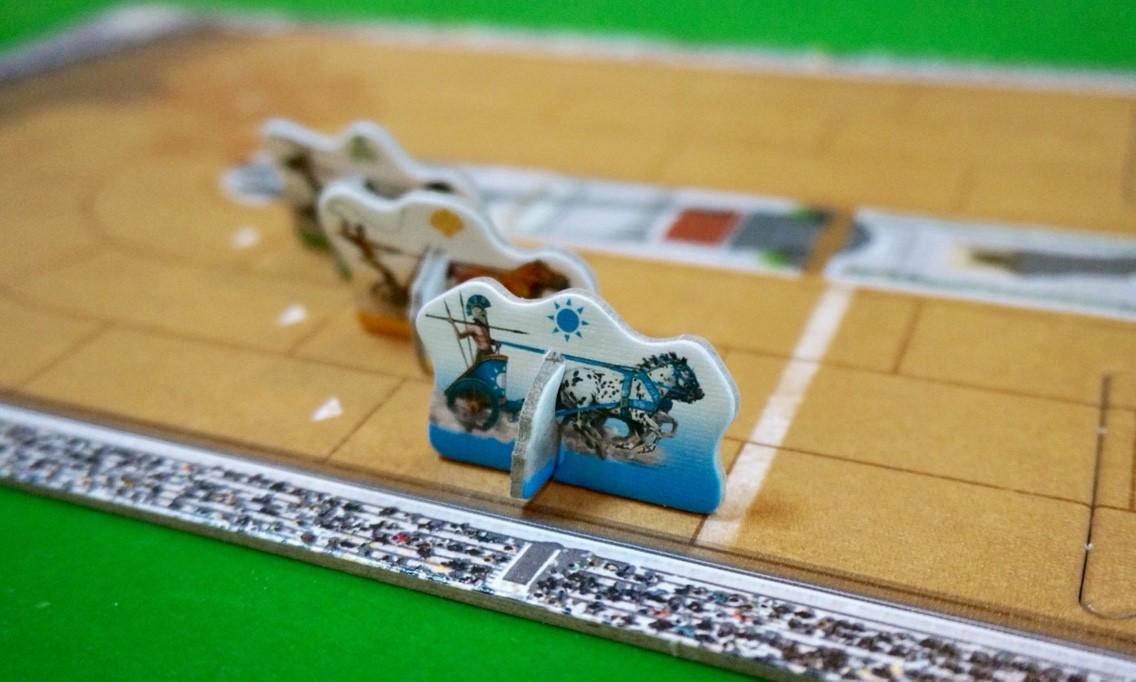 チャリオットレース (Chariot Race)