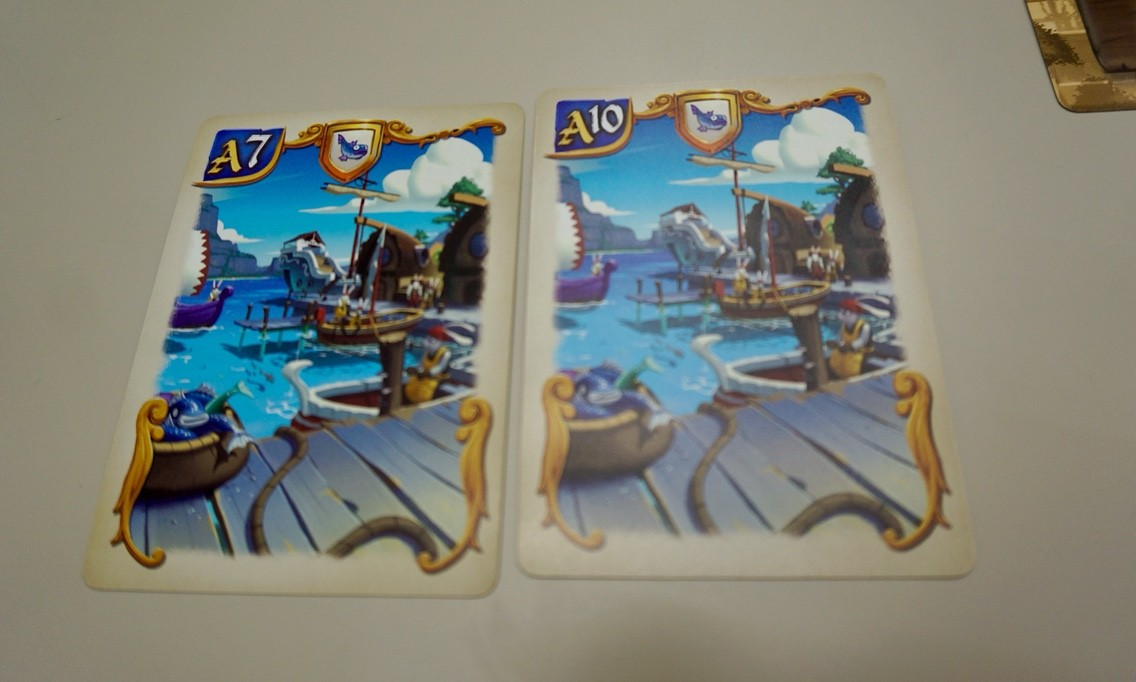 バニーキングダム:領地カード