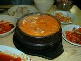 水豆腐チゲ