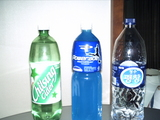滞在中常備される飲料水