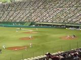 これぞ野球的な絵を